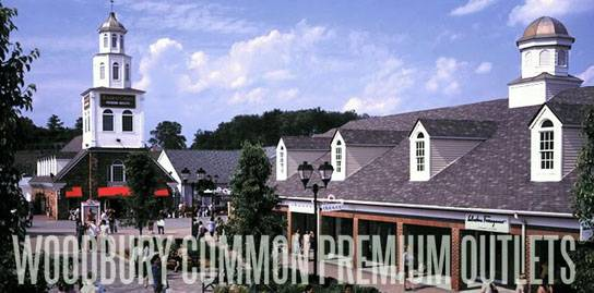 Woodbury Common Outlet Mall